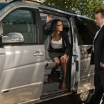 Mercedes Viano Executive airport transfers