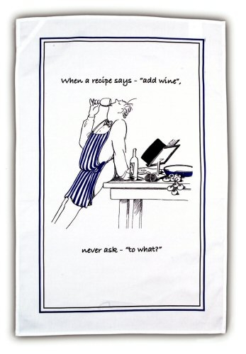 Fun Tea Towels