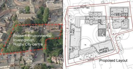 Rugby City Centre Phase 1 Environmental Report