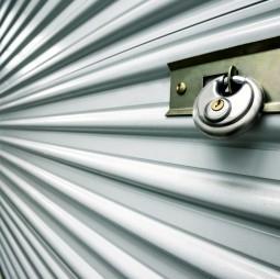 Storage Unit Lockup Garage