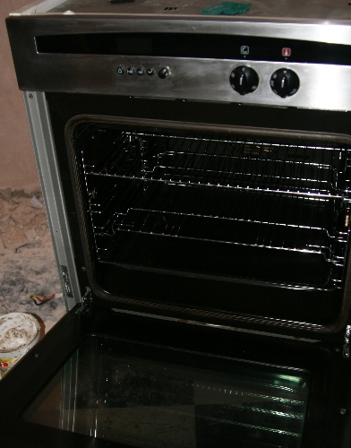 Our oven cleaning team will make your old oven look like brand new