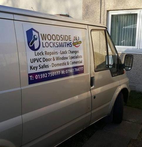 Van Woodside Locksmith