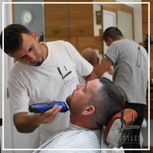 Hair Cut & Beard Trim Liverpool