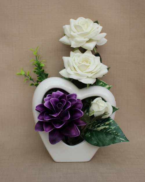 Silk Wedding Flowers Bristol