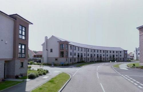 Social Housing Scheme in Aberdeen