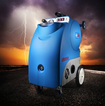 """Airflex Pro 800 The """"Rolls Royce"""" of carpet cleaning machines."""