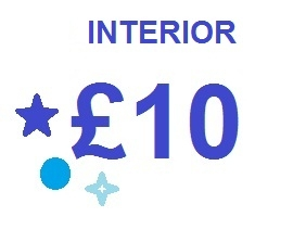 Interior mobile valeting - 07501662296