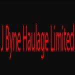 J Byne Haulage Limited