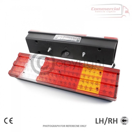 LED Truck Tail Lights