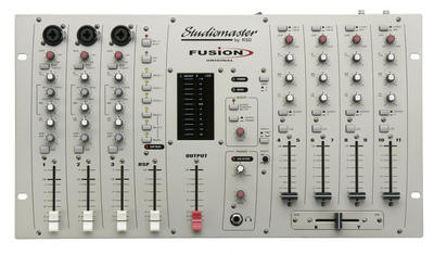 Studiomaster Fusion is our best selling mixer for artists & karaoke presenters