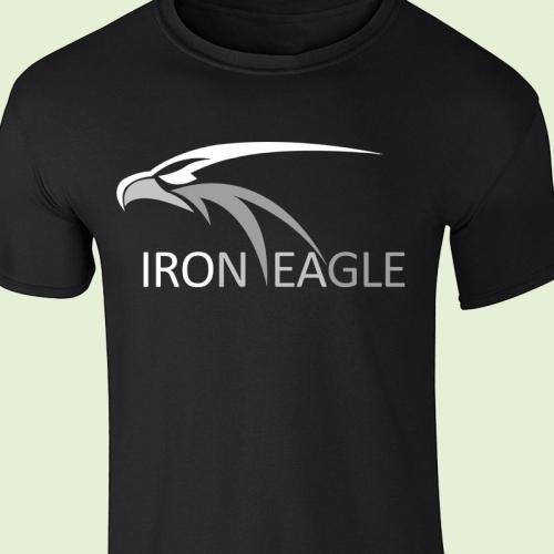 Tshirt Ironeagle Black
