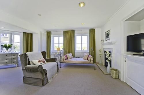 Beige Wool Carpet