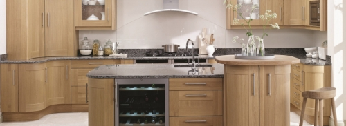 Fitted Kitchen Showroom in Middleton