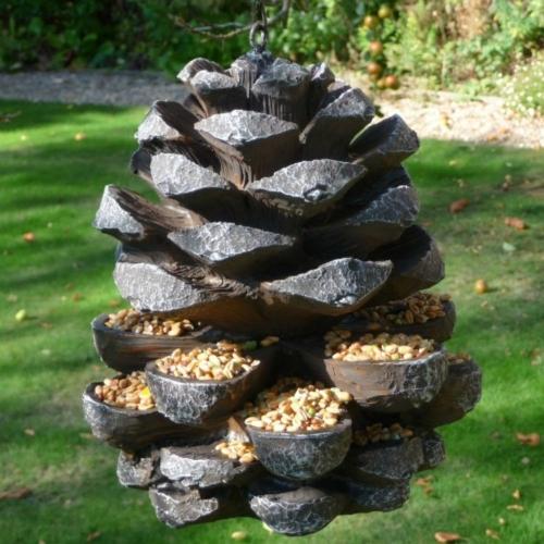 Pine Cone Feeder - £20.00
