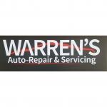 Warren's Auto-Repair & Servicing