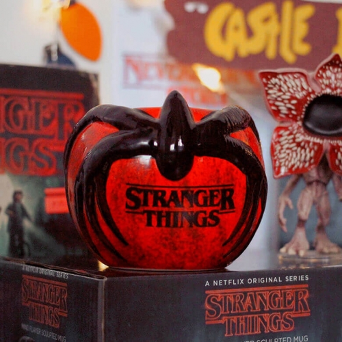 Stranger Things 3D Mind Flayer Mug