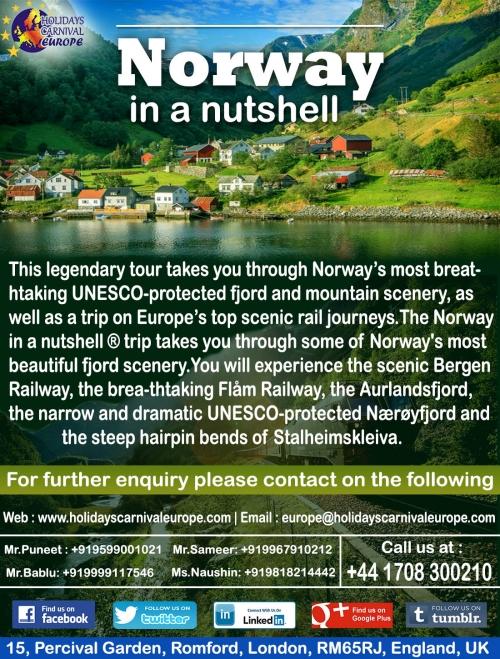 Norway in a Nutshell