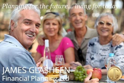 Planning for the future, living for today