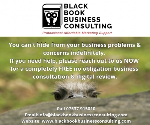 Dont hide from your business problems