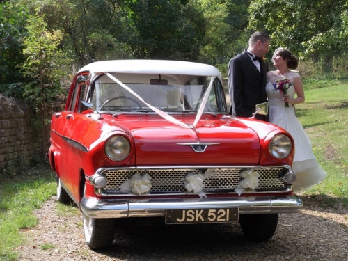 wedding car hire & photography