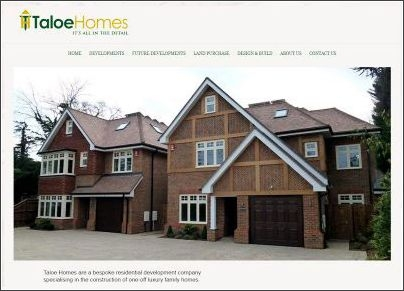 Taloe Homes - Property Developer in Surrey