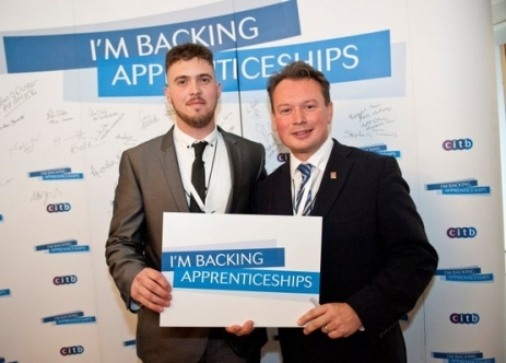 Biocraft Supports Apprenticeships
