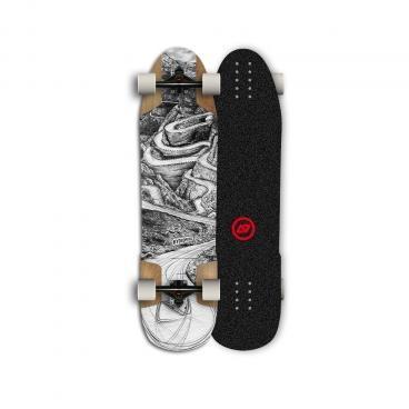 Hydroponic skateboards