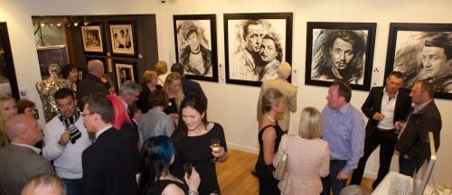 Gallery 1066 A Night with the Stars Event