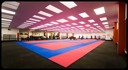 Bristol Martial Arts Academy Main Training Area