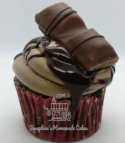 Kinder Bueno Cupcakes With Chocolate Manchester Didsbury Uk