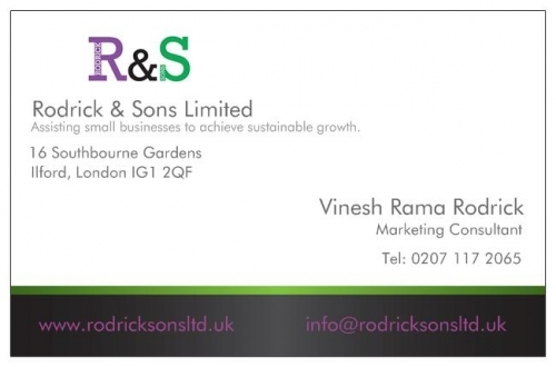 Business Card R S