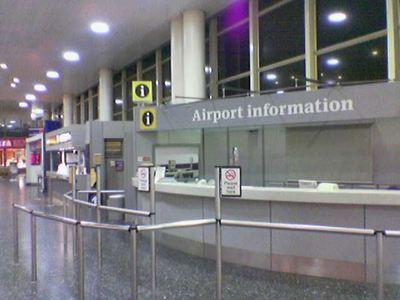 Gatwick , Heathrow, Luton, Stansted, Southampton