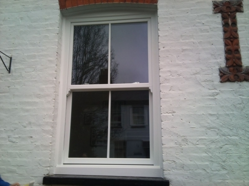 uPVC Vertical Sliders
