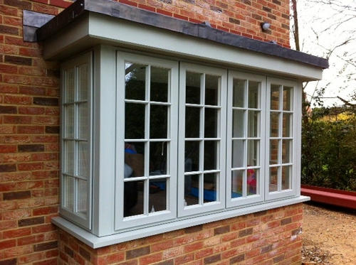 Evolution Timber Replacement Windows