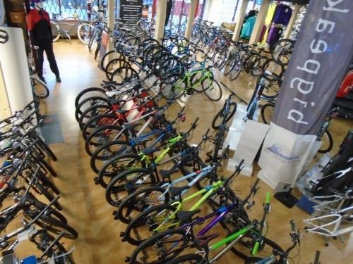 Bigpeaks Bike Shop And Watersports Store Ashburton Devon Uk 6