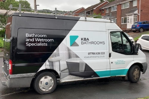Kba Van Image Kba Bathrooms