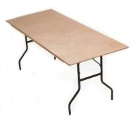 6ft Trestle Tables