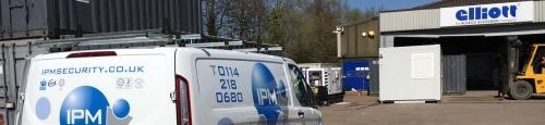 Security Van IPM