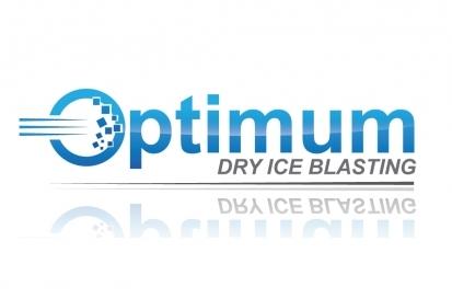 Optimum Dry Ice Blasting Logo