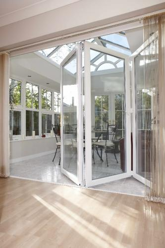 Internal View Of Bi-Fold Door