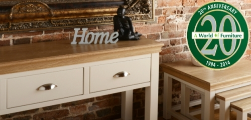 Lundy Painted Furniture Collection