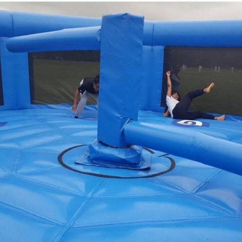 Wipeout zone from Kingdom of Bounce