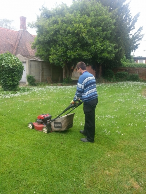 Garden Services  and Soft Landscaping