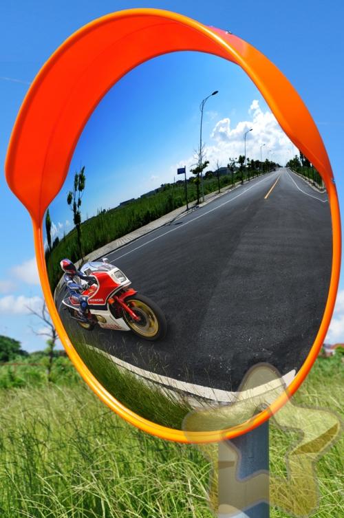 Driveway - Security Convex Mirror