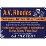 A V Rhodes Kitchen & Bathrooms