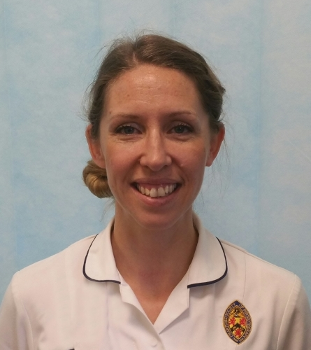 Anna Lawrie, Director.  Previous manager at Fawkham Manor Hospital with 20 years of experience.