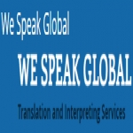 We Speak Global