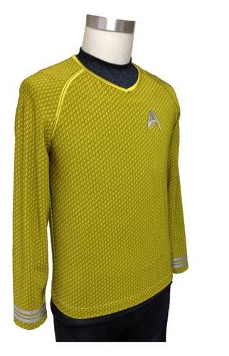 Startrek Movie Kirk Shirt