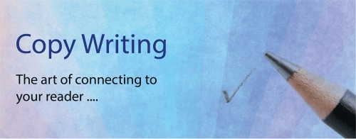 Copywriting - the art of connecting to your reader