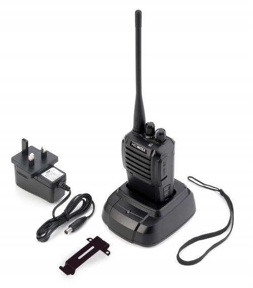 MITEX HD HEAVY DUTY UHF HANDHELD RADIO
